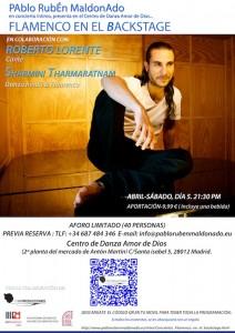 Flamenco Backstage