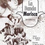 Cartel La Banda Morisca