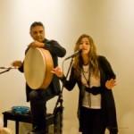 Glen Velez y Lori Cotler
