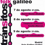 Cartel Festival Folk Galileo