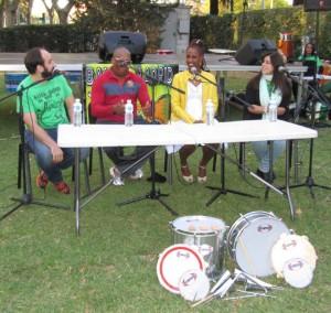 Festival Bahia-Madrid entrevistas