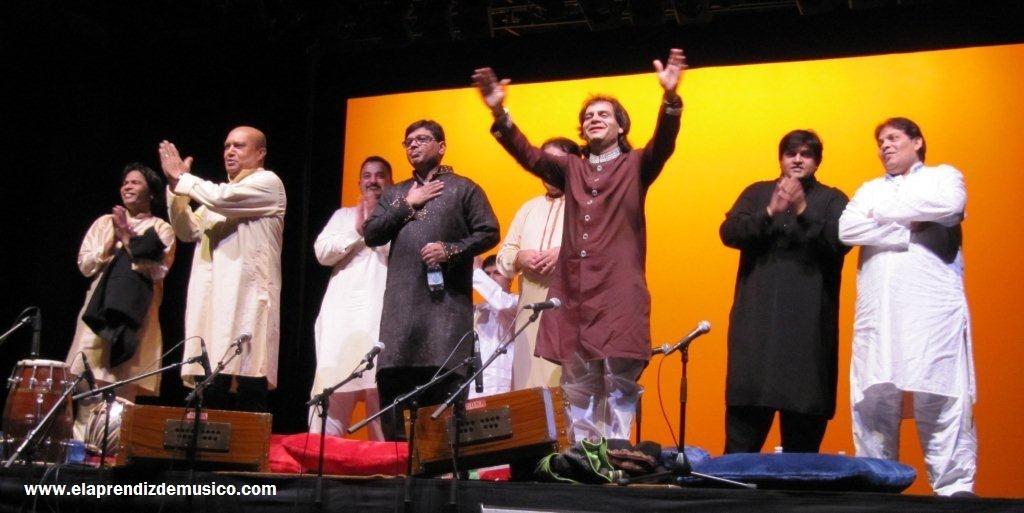 Sajid Ahmed Khan Ensemble-elaprendizdemusico